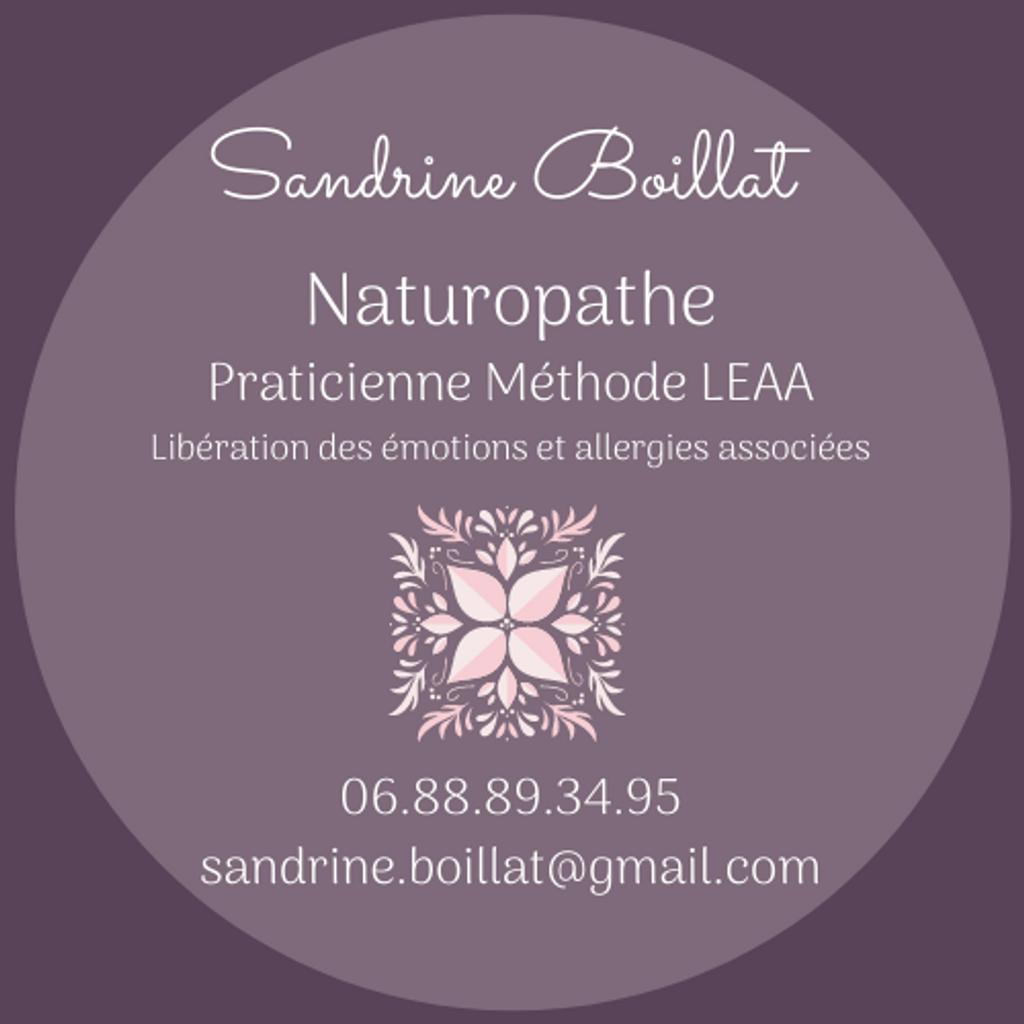SANDRINE BOILLAT